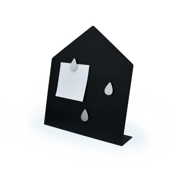 Houz board house magnet home metal black white cozy บอร์ดเหล็ก แม่เหล็ก บ้าน เหล็ก ขาว ดำ