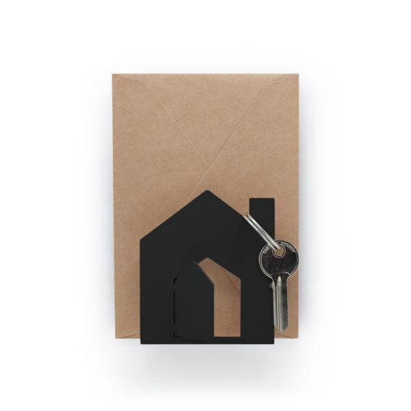 Welcome home key holder envelope metal black white Gift Home décor wall décor บ้าน ที่แขวนของ กุญแจ กระดาษ จดหมาย เหล็ก ขาว ดำ ตกแต่งผนัง ตกแต่งบ้าน ของขวัญ